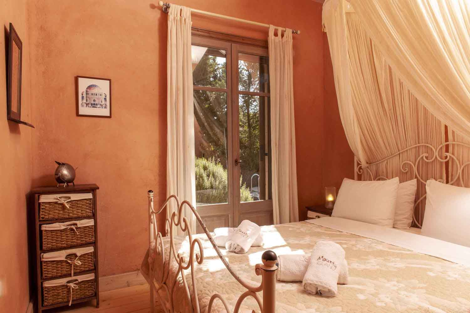 private pool villa, adorable bedroom for your holidays