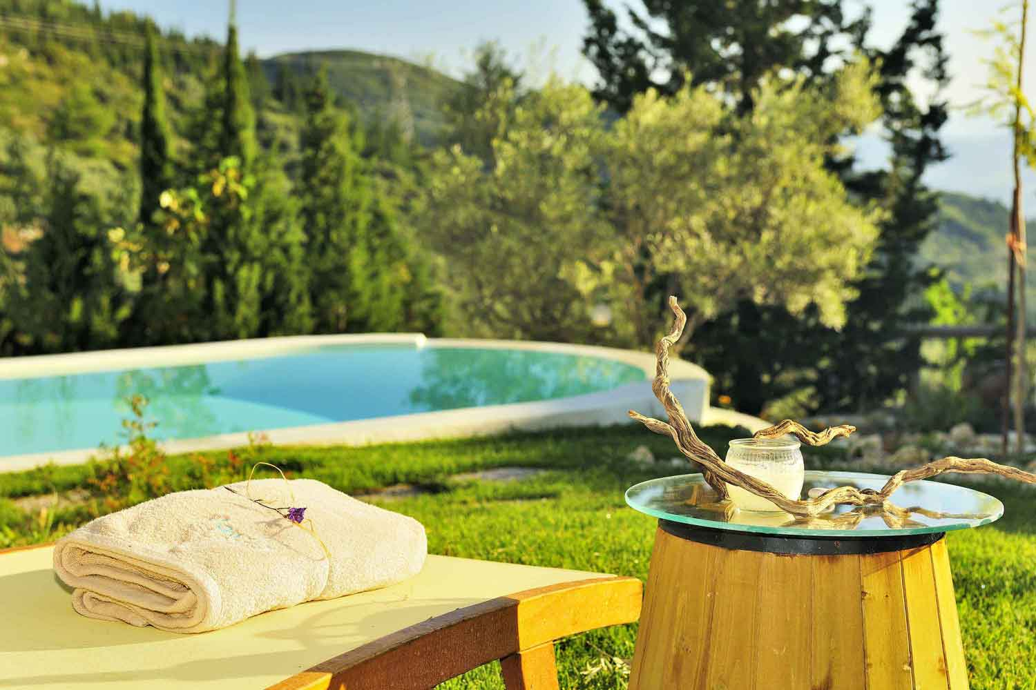 private pool villa - accommodation, perfect surrounding landscape