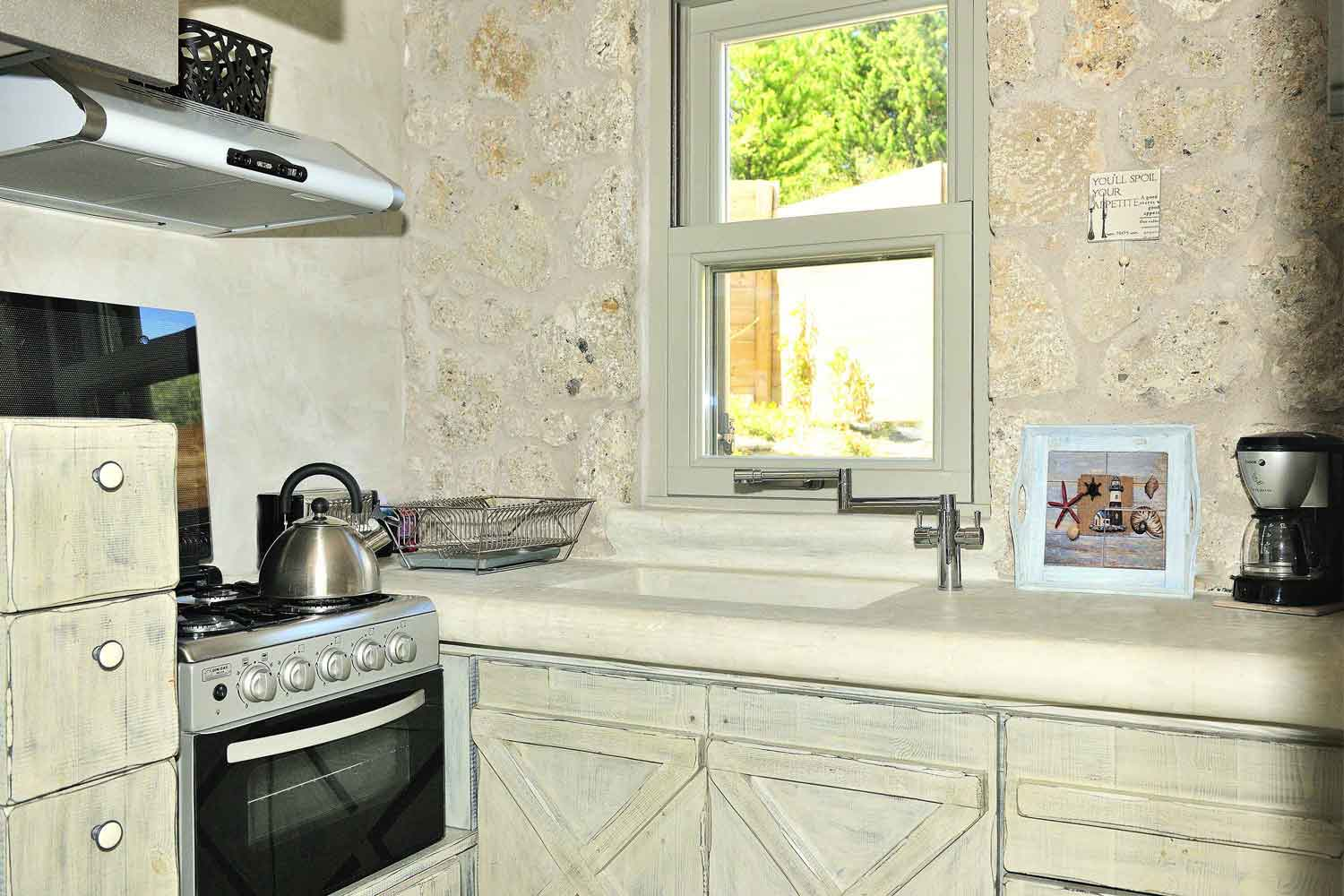 private pool villa - resort, fully equipped kitchen