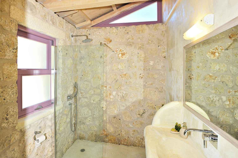 private pool villa - travel - spacious bathroom