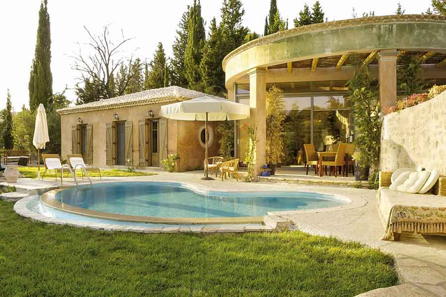 Villa Avra in Lefkada - Luxury holidays in greece