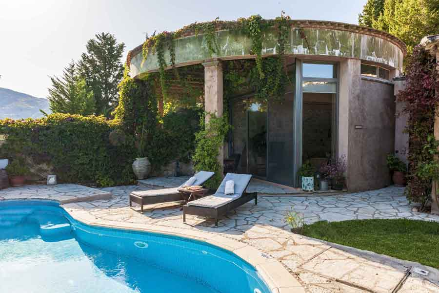 Villa Calma in Lefkada - Luxury holidays in greece