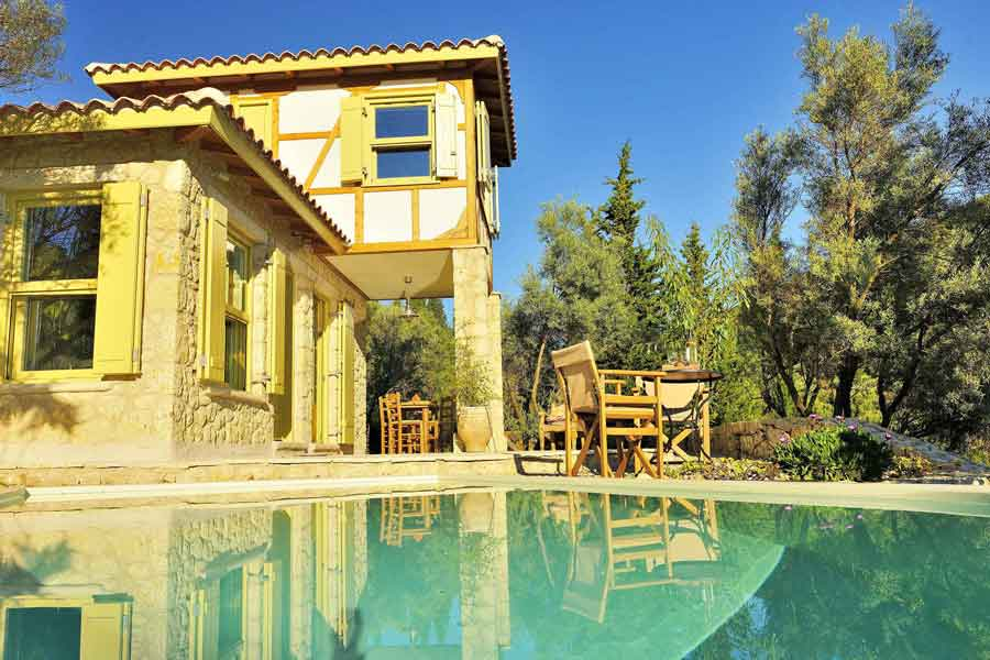 Villa Iasonas in Lefkada - Luxury holidays in greece