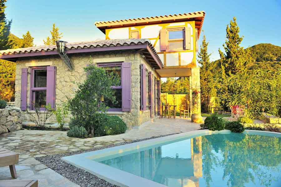 Villa Orfeas in Lefkada - Luxury holidays in greece